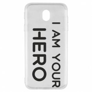 Etui na Samsung J7 2017 I'm your hero