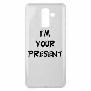 Samsung J8 2018 Case I'm your present
