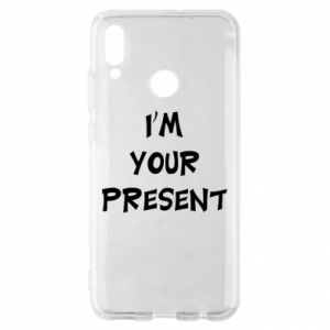 Huawei P Smart 2019 Case I'm your present