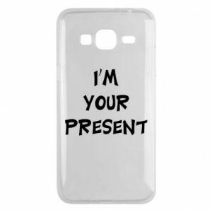 Samsung J3 2016 Case I'm your present