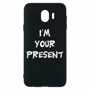 Samsung J4 Case I'm your present