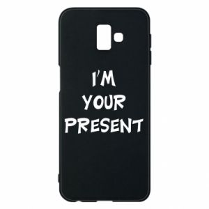 Etui na Samsung J6 Plus 2018 I'm your present
