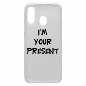 Etui na Samsung A40 I'm your present