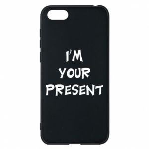 Etui na Huawei Y5 2018 I'm your present