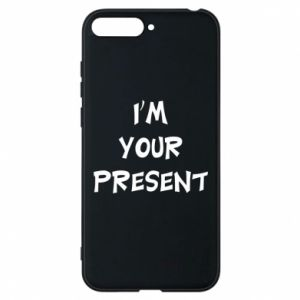Etui na Huawei Y6 2018 I'm your present