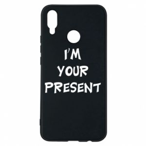 Etui na Huawei P Smart Plus I'm your present