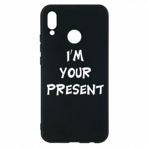 Huawei P20 Lite Case I'm your present