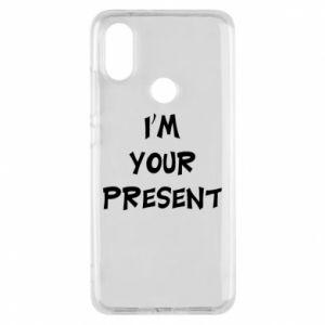 Xiaomi Mi A2 Case I'm your present