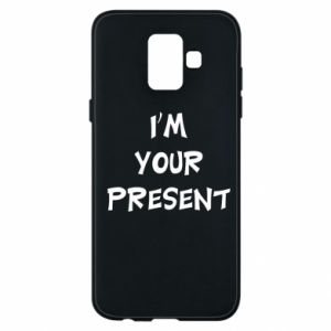 Etui na Samsung A6 2018 I'm your present