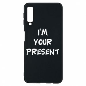 Etui na Samsung A7 2018 I'm your present