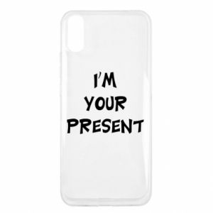Xiaomi Redmi 9a Case I'm your present