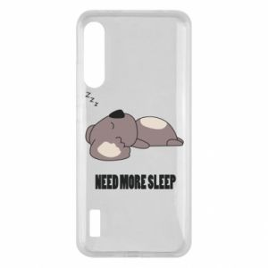 Xiaomi Mi A3 Case I need more sleep
