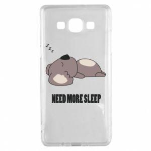 Samsung A5 2015 Case I need more sleep