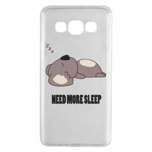 Samsung A3 2015 Case I need more sleep