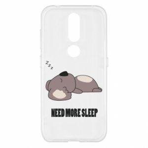 Nokia 4.2 Case I need more sleep