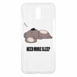 Nokia 2.3 Case I need more sleep