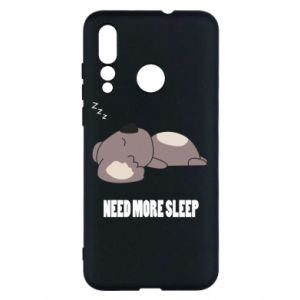 Huawei Nova 4 Case I need more sleep