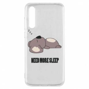 Huawei P20 Pro Case I need more sleep