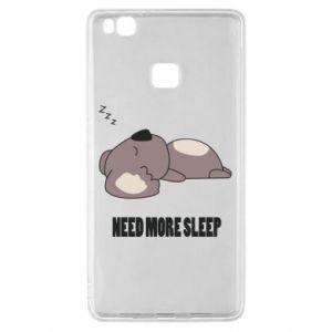 Huawei P9 Lite Case I need more sleep