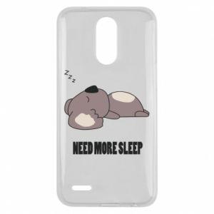 Lg K10 2017 Case I need more sleep