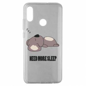 Huawei Honor 10 Lite Case I need more sleep