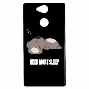 Sony Xperia XA2 Case I need more sleep