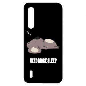 Xiaomi Mi9 Lite Case I need more sleep