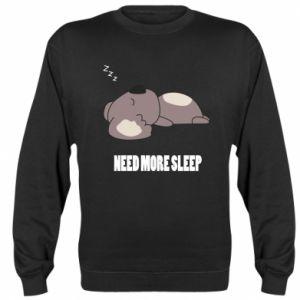 Sweatshirt I need more sleep