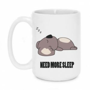 Kubek 450ml I need more sleep