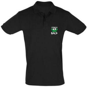 Koszulka Polo I pinch back