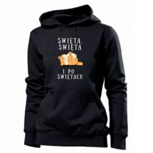 Women's hoodies After Christmas