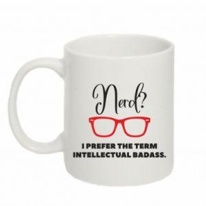 Kubek 330ml I prefer the term intellectual badass