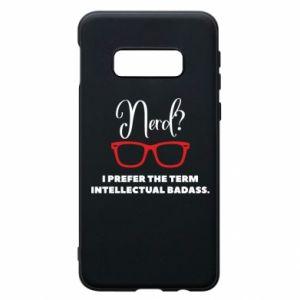 Etui na Samsung S10e I prefer the term intellectual badass