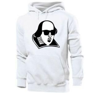 Men's hoodie I put the lit in literature