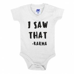 Body dla dzieci I saw that. - Karma