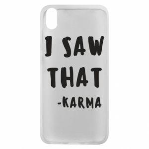 Etui na Xiaomi Redmi 7A I saw that. - Karma
