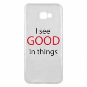 Etui na Samsung J4 Plus 2018 I see good in things