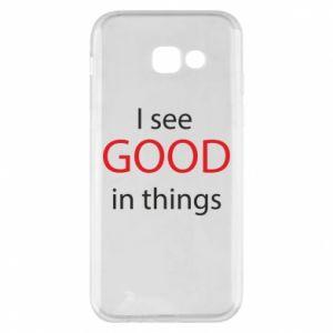 Etui na Samsung A5 2017 I see good in things