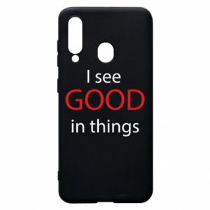 Etui na Samsung A60 I see good in things