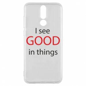 Etui na Huawei Mate 10 Lite I see good in things