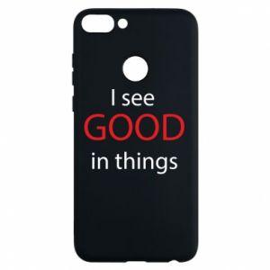 Etui na Huawei P Smart I see good in things