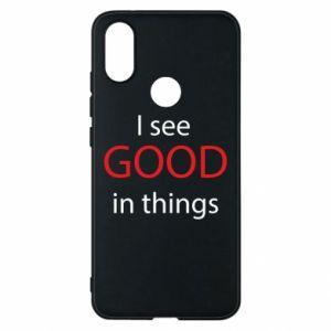 Etui na Xiaomi Mi A2 I see good in things