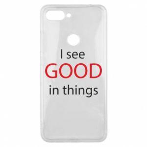 Etui na Xiaomi Mi8 Lite I see good in things