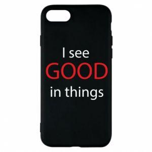 Etui na iPhone 8 I see good in things