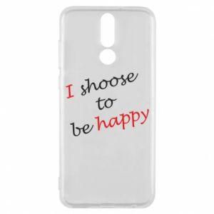 Etui na Huawei Mate 10 Lite I shoose to be happy