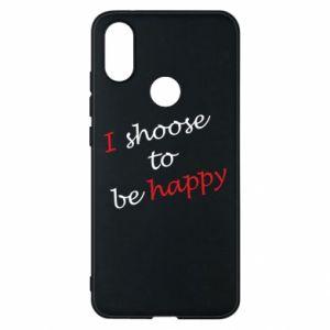 Etui na Xiaomi Mi A2 I shoose to be happy
