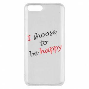 Etui na Xiaomi Mi6 I shoose to be happy