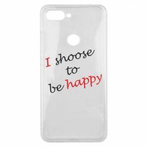Etui na Xiaomi Mi8 Lite I shoose to be happy