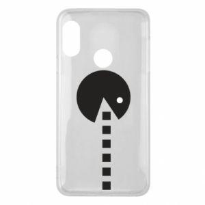 Phone case for Mi A2 Lite I want to eat you