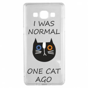 Samsung A5 2015 Case I was normal one cat ago